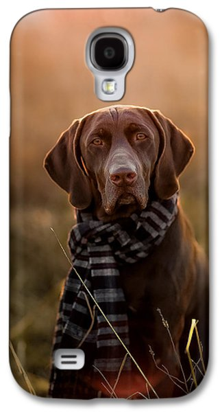 Cerman Pointer Galaxy S4 Case