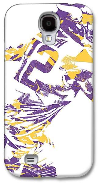 Kyle Rudolph Minnesota Vikings Pixel Art 5 Galaxy S4 Case