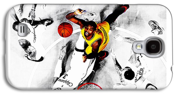 Kyrie Irving Galaxy S4 Case