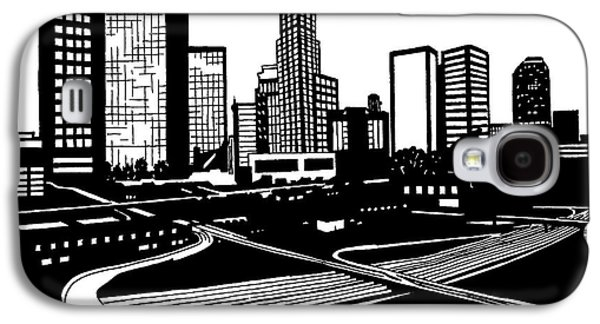 L. A. Galaxy S4 Case by Andrew Cravello