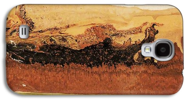 L Ombrage  Galaxy S4 Case by Janine Boudreau