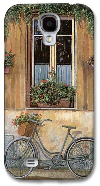 Bicycle Galaxy S4 Case - La Bici by Guido Borelli