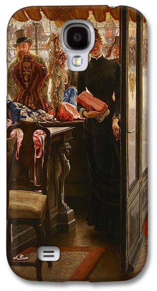 La Demoiselle De Magasin Galaxy S4 Case