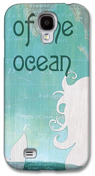La Mer Mermaid 1 Galaxy S4 Case by Debbie DeWitt