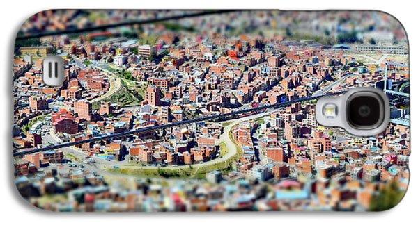 La Paz, Bolivia No. 29 Galaxy S4 Case by Sandy Taylor