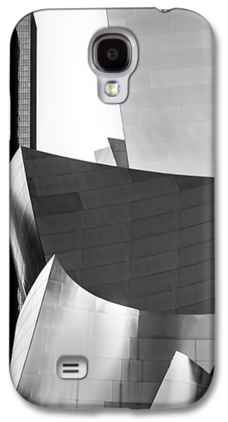 Stainless Steel Galaxy S4 Case - La Shapes by Az Jackson