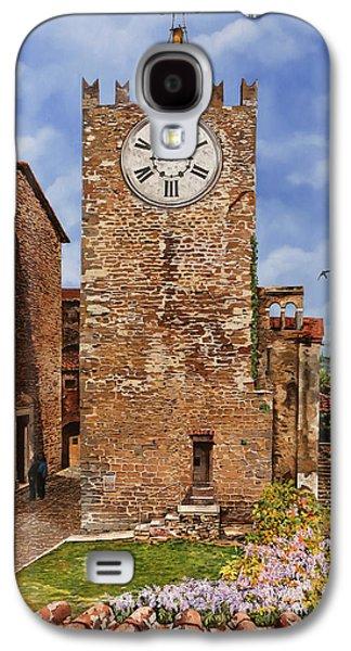 La Torre Del Carmine-montecatini Terme-tuscany Galaxy S4 Case