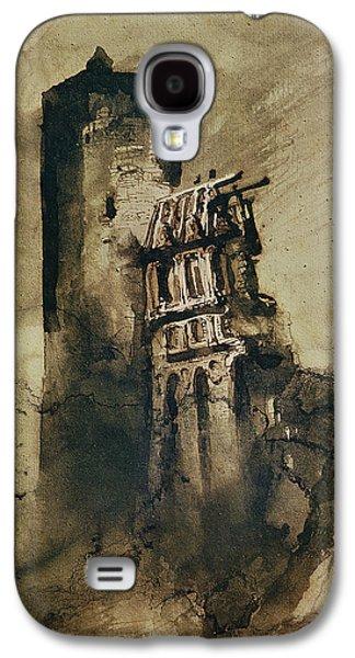La Tourgue In 1835 Galaxy S4 Case by Victor Hugo