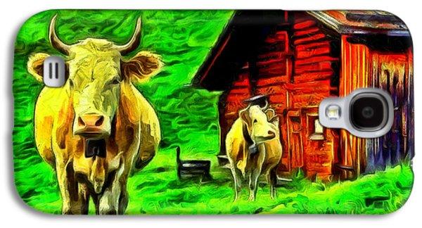 La Vaca - Da Galaxy S4 Case