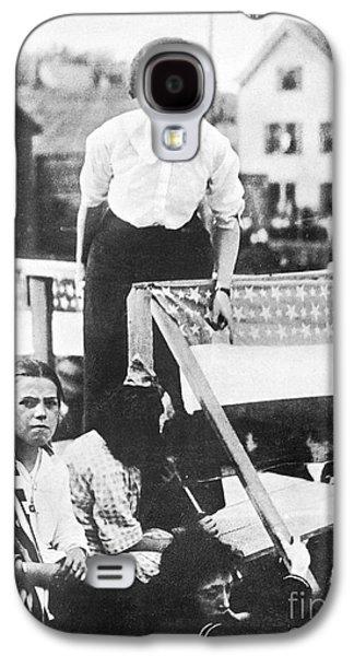 Labor Strike, 1912 Galaxy S4 Case