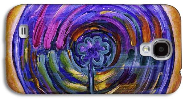 Mandala Labyrinth Galaxy S4 Case
