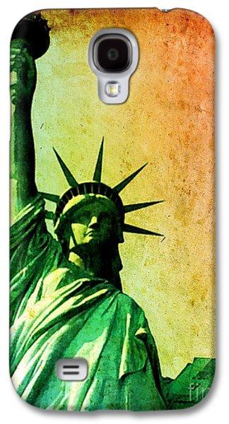 Lady Liberty Galaxy S4 Case