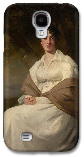 Lady Maitland Galaxy S4 Case by Henry Raeburn