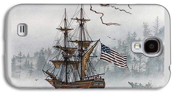 Lady Washington Galaxy S4 Case by James Williamson