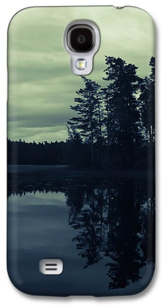 Lake By Night Galaxy S4 Case
