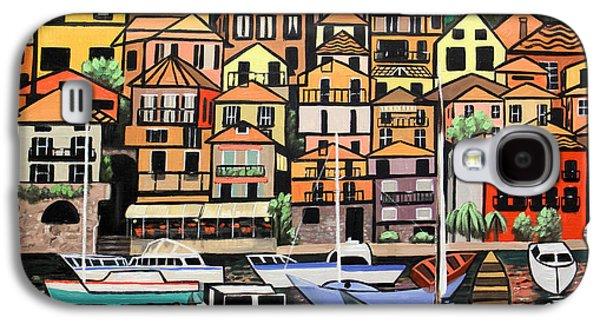 Lake Como Italy Galaxy S4 Case by Anthony Falbo