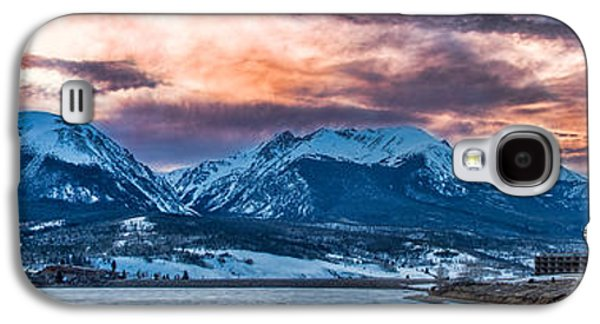 Lake Dillon Galaxy S4 Case by Sebastian Musial