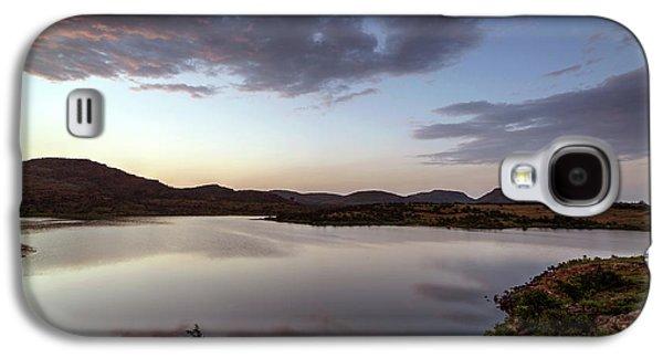 Lake In The Wichita Mountains  Galaxy S4 Case
