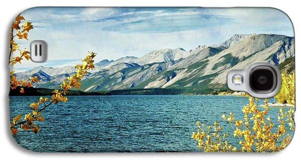 Lake Lake Galaxy S4 Case by Marty Koch