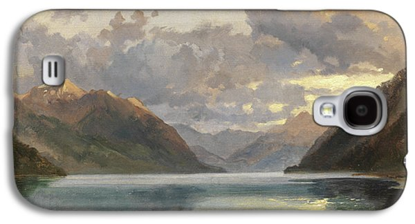 Lake Lucerne Galaxy S4 Case by James Duffield Harding