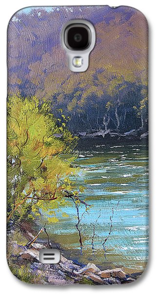 Lake  Lyell Reflections Galaxy S4 Case