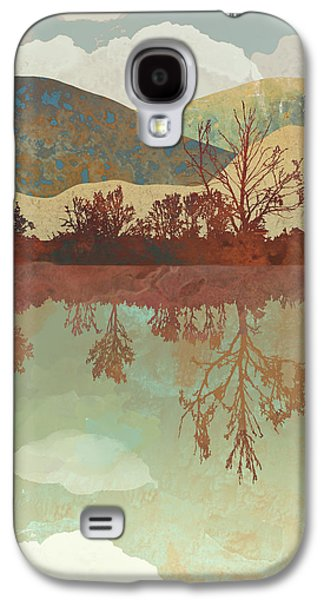 Landscapes Galaxy S4 Case - Lake Side by Spacefrog Designs
