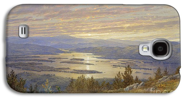 Lake Squam From Red Hill, 1874 Galaxy S4 Case