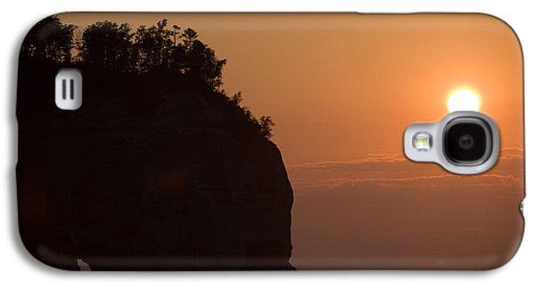 Lake Superior Sunset Galaxy S4 Case