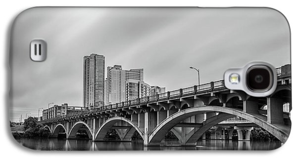 Lamar Bridge In Austin, Texas Galaxy S4 Case