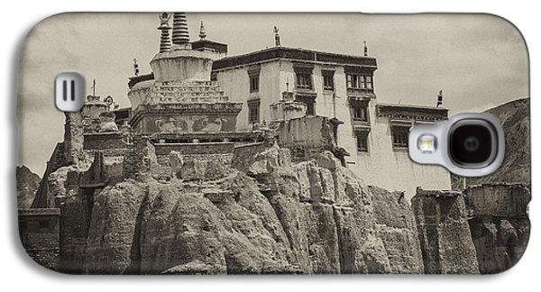 Lamayuru Monastery Galaxy S4 Case by Hitendra SINKAR