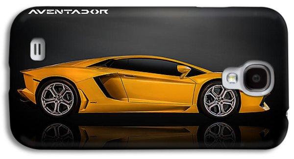 Lamborghini Aventador Galaxy S4 Case by Douglas Pittman