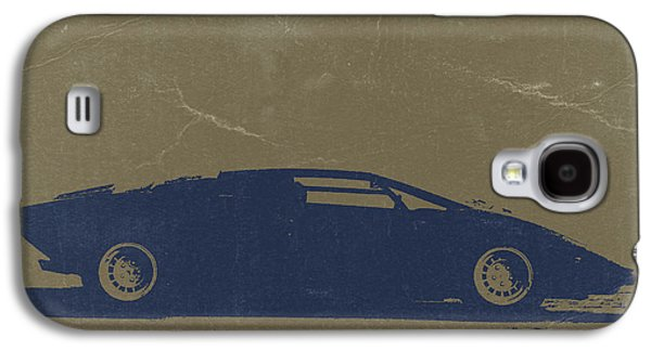 Lamborghini Countach Galaxy S4 Case