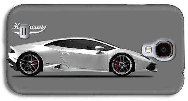 Lamborghini Huracan Galaxy S4 Case by Mark Rogan