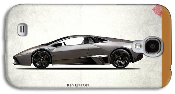 Lamborghini Reventon Galaxy S4 Case by Mark Rogan