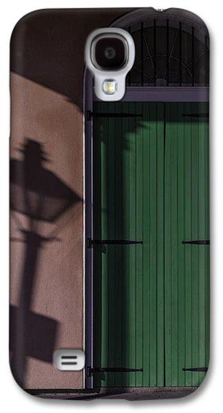 Lamp Shadow Galaxy S4 Case by Garry Gay