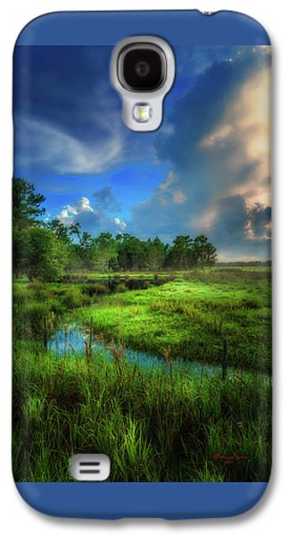Land Of Milk And Honey Galaxy S4 Case
