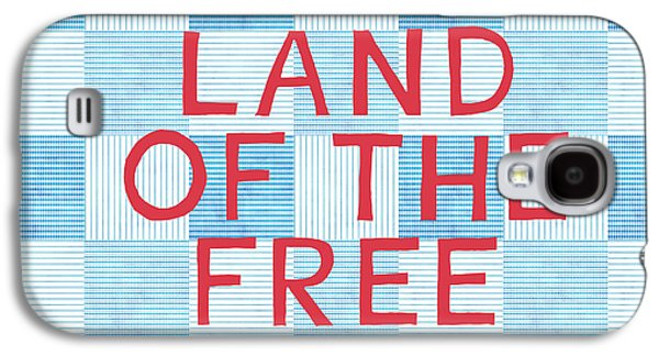 Landmarks Galaxy S4 Case - Land Of The Free by Linda Woods