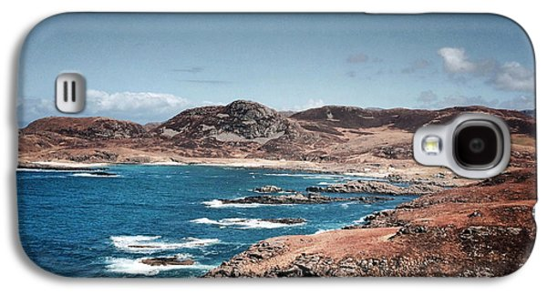 Land On The Edge Of The World - Ardnamurchan #5 Galaxy S4 Case by Kate Morton