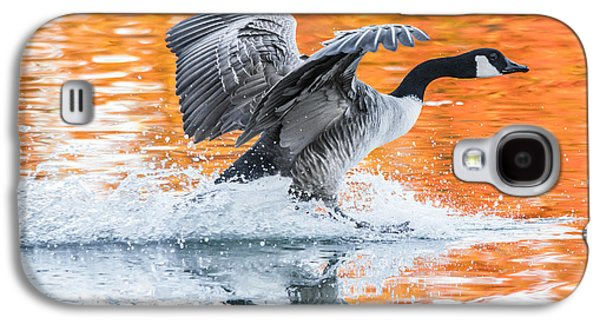 Landing Galaxy S4 Case by Parker Cunningham