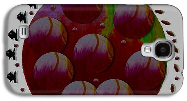 Landscape Decorative Galaxy S4 Case
