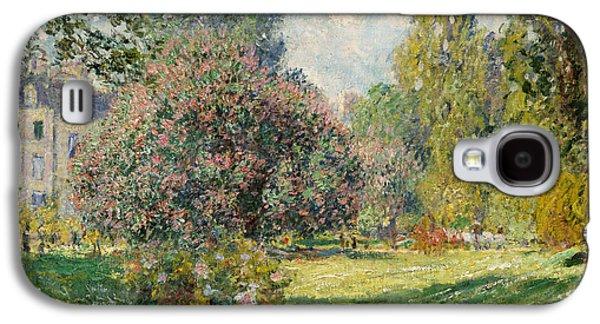 Landscape  The Parc Monceau, 1876  Galaxy S4 Case