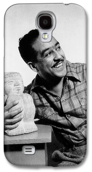Langston Hughes (1902-1967) Galaxy S4 Case