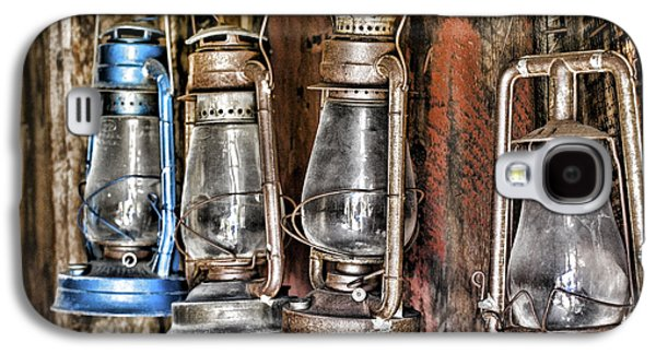 Lanterns Galaxy S4 Case