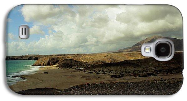 Lanzarote Galaxy S4 Case by Cambion Art