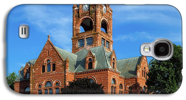Laporte County Courthouse - Indiana Galaxy S4 Case by Mountain Dreams