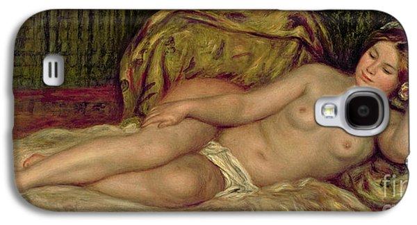 Large Nude Galaxy S4 Case by Pierre Auguste Renoir