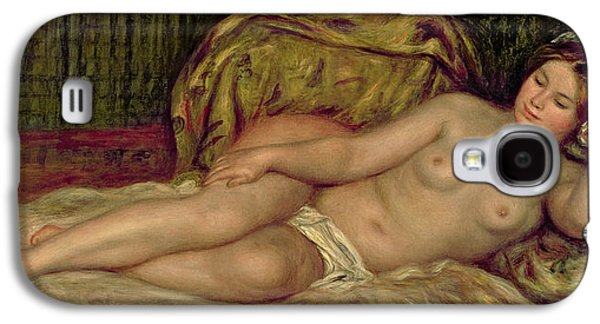 Large Nude Galaxy S4 Case by Pierre Auguste Renoir