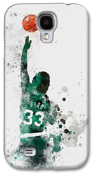 Larry Bird Galaxy S4 Case