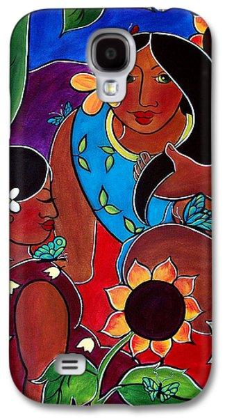 Las Mujeres  Galaxy S4 Case