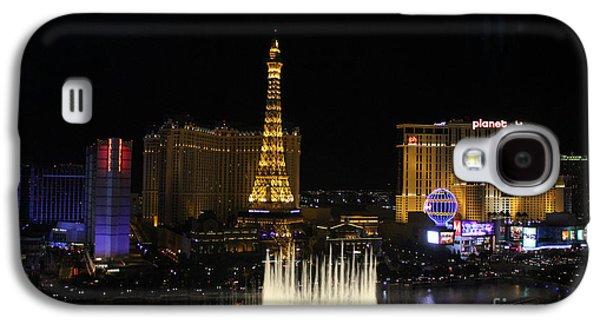 Las Vegas By Night Galaxy S4 Case